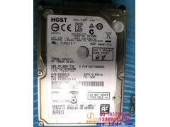 HGST/日立HTS541075A9E680 5K1000-750固件区损坏严重热交换数据恢复案例